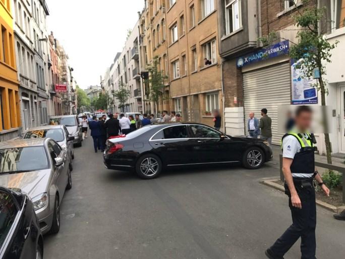 Antwerpse politie heeft opnieuw handen vol met trouwstoeten