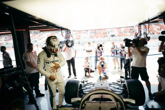 GP van Spanje: startgrid