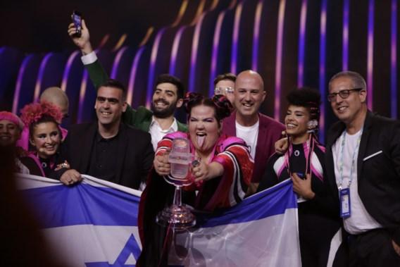 Israël wint Eurovisiesongfestival