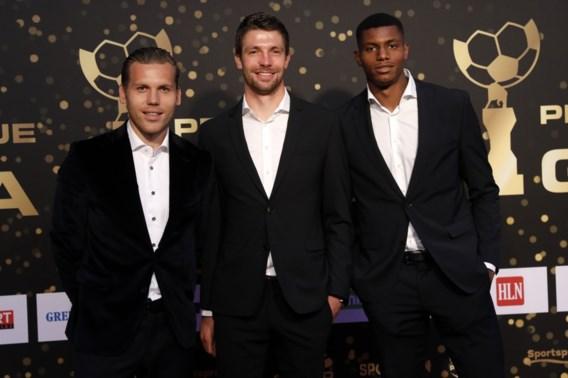 Gala van Profvoetballer van het Jaar: Wesley (Club Brugge) is <I>Rookie of the Year</I>