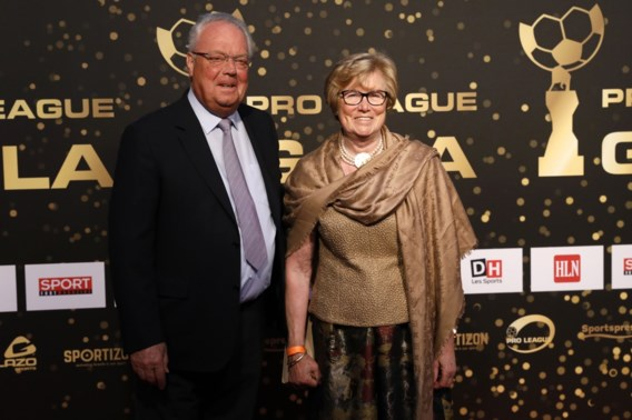 Life Time Achievement Award: Staande ovatie en tranen in de ogen voor Roger Vanden Stock