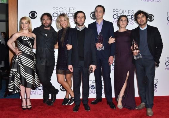 'The Big Bang Theory' eert Stephen Hawking een laatste keer