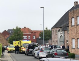 Vrouw dood teruggevonden in garage, kinderen vastgebonden