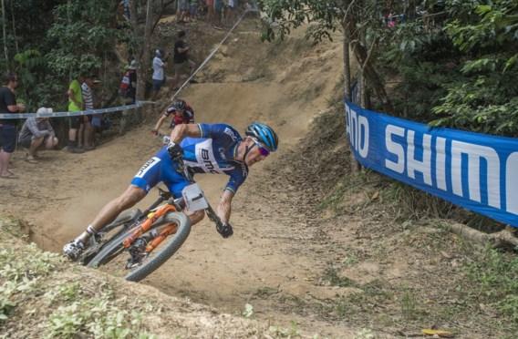 Tweevoudig olympisch kampioen mountainbike hangt zijn fiets aan de haak