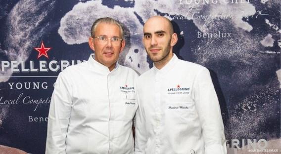 Belgische kok grijpt naast titel 'beste jonge chef ter wereld'