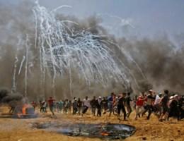 Minstens 58 Palestijnen gedood in Gaza op dag van opening nieuwe Amerikaanse ambassade