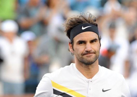 Federer neemt koppositie over, Goffin houdt stand in top 10