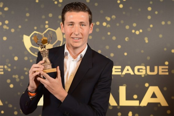 Brugs succes is compleet: Hans Vanaken is Player of the Year