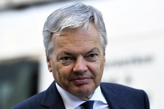 Reynders: 'Dat Israël zich terugtrekt voor VN-Veiligheidsraad, is ook teken van sterke Belgische campagne'