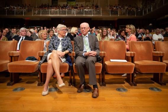 Geertrui Windels, vrouw van Herman Van Rompuy, opnieuw kandidaat-provincieraadslid