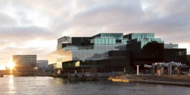 OMA plant glazen blokkendoos in Kopenhagen