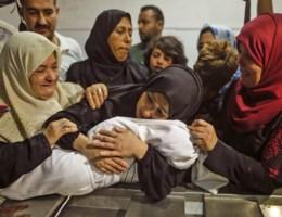 Dit zijn de Palestijnse slachtoffers: baby en minstens acht tieners