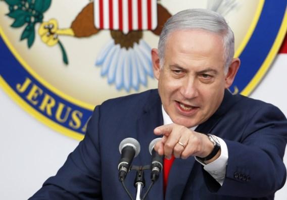 Netanyahu: 'Elk ander leger zou hetzelfde gedaan hebben'