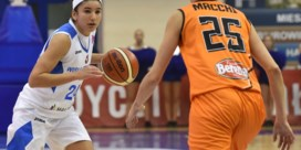 Hind Ben Abdelkader derde Belgische speelster in WNBA