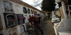 Lichamen van 22 slachtoffers van Franco teruggegeven aan families