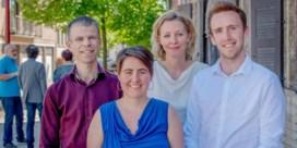 Groen stelt eerste vier kandidaten voor