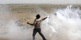 Juist de Palestijnen moeten zich verdedigen