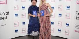Poolse schrijfster Olga Tokarczuk wint internationale Man Booker Prize 2018