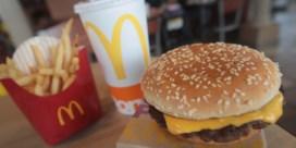 McDonald's bant plastic rietjes in Brussel