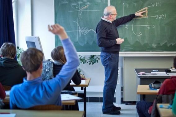 'Groot deel onderwijsjobs wordt zwaar beroep'