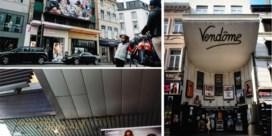 Brussel van zijn zwartste kant