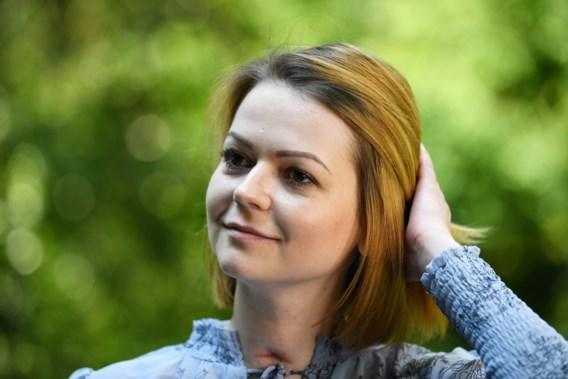 Joelia Skripal wil na herstel terugkeren naar Rusland