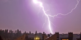 Twee weken onweer, code oranje? 'Niets abnormaals'