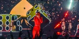 Katy Perry brengt de hits en de kitsch