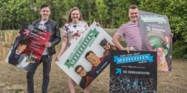 Jongeren komen uit politieke kast