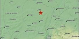 Aardbeving met kracht van 3,1 in Limburg