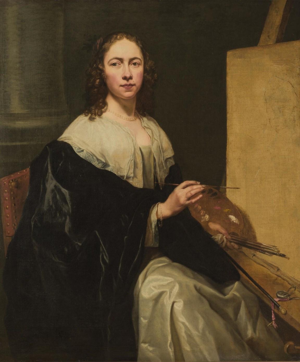 Ann Van Den Broeck Naakt girlpower in de barok - de standaard