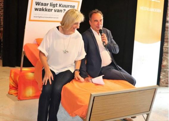 Burgemeester Kuurne duikt bed in met Crevits