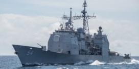 Amerikaanse oorlogsschepen in Zuid-Chinese Zee ergeren China