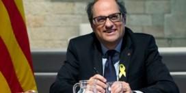Geen plaats voor gevangenen of ballingen in nieuwe Catalaanse regering