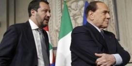 Lega triomfeert, Berlusconi lonkt