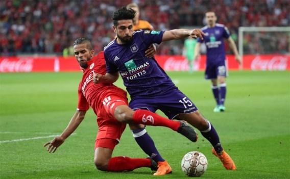 AA Gent bevestigt transfer Kenny Saief naar Anderlecht