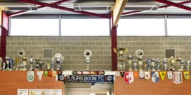 Romelu Lukaku (K. Rupel Boom FC) - Vader kijkt toe, zoonlief scoort