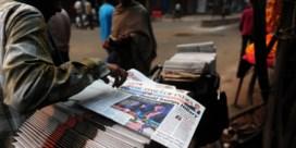 Indiase media gaan met de billen bloot