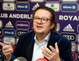 De nieuwe plannen van Coucke met Anderlecht: 'In de keuken zal het al Champions League zijn'