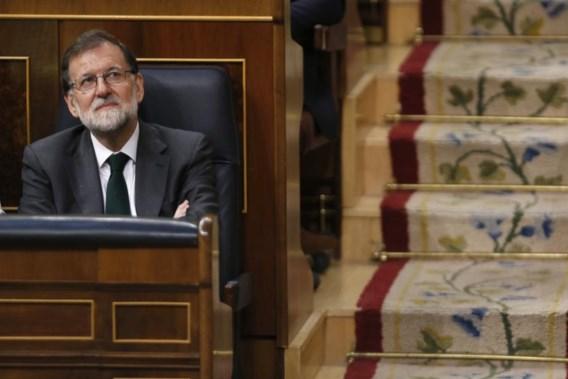 Rajoy zag de storm niet aankomen