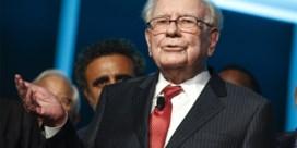 Bijna drie miljoen euro voor lunch met Warren Buffett