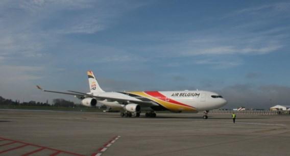 Air Belgium voor het eerst vertrokken vanuit Charleroi
