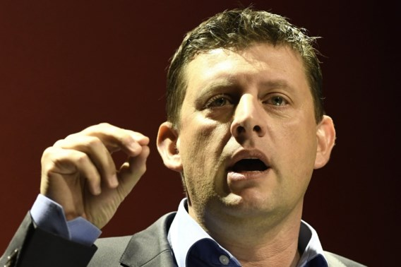 Crombez: 'Felle reacties bewijzen dat we niet ver van waarheid zitten'