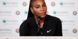 Geen topduel Williams-Sharapova: Serena geeft forfait