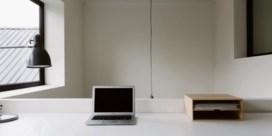 Hoe bepaal ik hoeveel beroepskosten ik kan inbrengen voor mijn bureauruimte thuis?