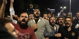 Jordanië betoogt en de premier moet opstappen