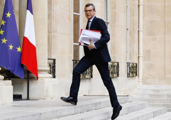 Rechterhand Macron beschuldigd van corruptie