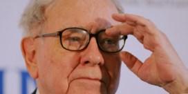 Gepeperd etentje met Buffett