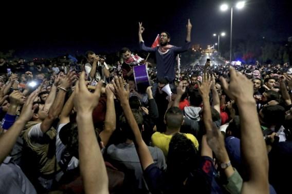 Aftreden premier kan straatprotest in Jordanië niet stoppen