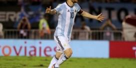 'Oefenduel Israël-Argentinië afgeblazen door politieke druk'